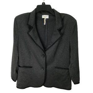Laundry by Shelli Segal Black Suit Jacket